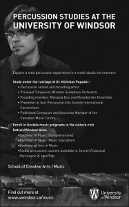7211 SOM Ontario Percusive Arts Ad_print